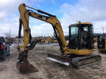 Lot 1360 - 2005 Cat 305CR Mini Excavator