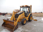 2002 Cat 420D 4x4 Backhoe Loader
