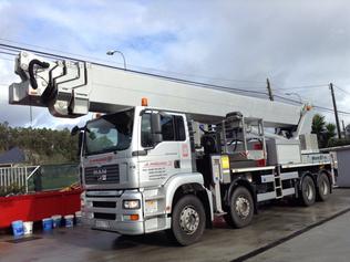Trucks - Boom