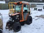 Iseki TM223FH Farm Tractor