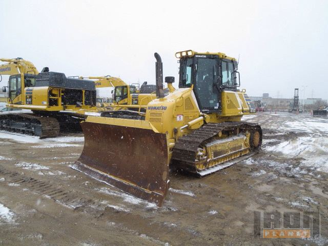 2014 Komatsu D61EX-23 Crawler Tractor