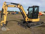 2013 Cat 305E CR Mini Excavator