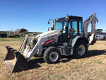 2011 Terex TLB840PS 4x4 Backhoe Loader