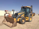 2008 John Deere 310SJ 4x4 Backhoe Loader