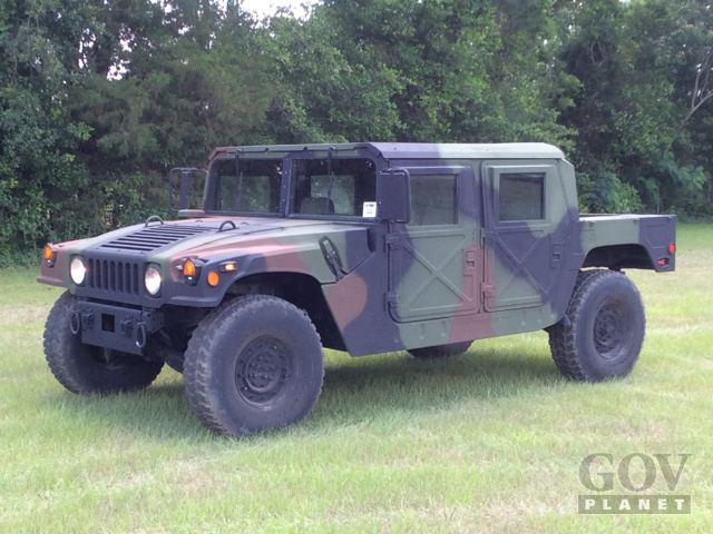 GovPlanet Humvee