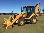 2012 Cat 430F 4x4 Backhoe Loader