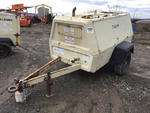 1996 Ingersoll-Rand P185WJD Air Compressor