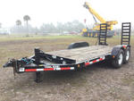 2005 Trail King TK12U T/A Equipment Trailer