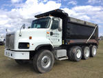 2006 International Paystar 5600i Tri/A Dump Truck