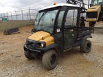 2011 Club Car XRT 1550 4x4 Utility Vehicle
