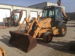 Case 580 Super L 4x4 Backhoe Loader