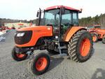 2011 Kubota M108S Farm Tractor