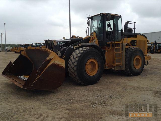 2012 John Deere 844K-11 Wheel Loader