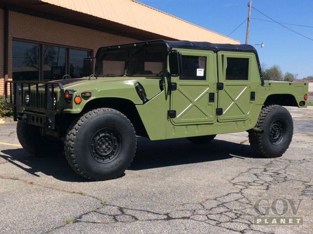 how to get a military humvee street legal