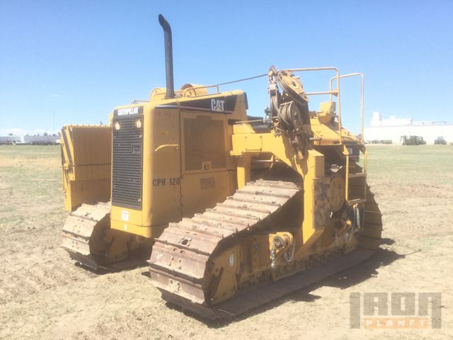 2005 Cat 561N Pipelayer