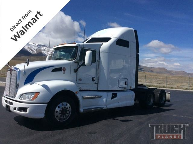 2012 Kenworth T600 T/A Conventional w/Sleeper