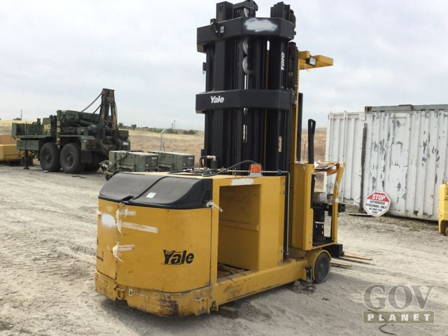 Surplus Yale Nta030sa Cushion Tire Forklift In Tracy California United States Govplanet Item