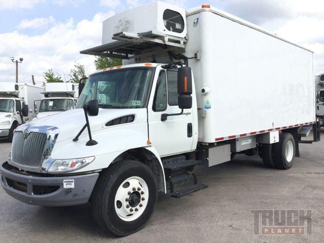 2010 International 4300 Refrigerated Truck