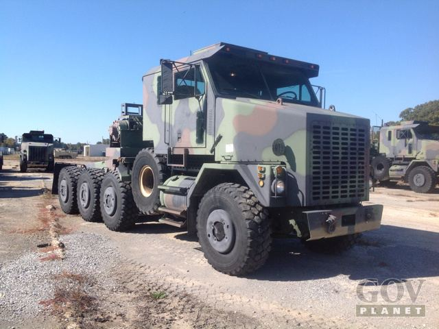 GovPlanet's Military Surplus Auction April 6