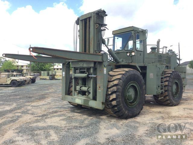 Cat 988B/DV43 Container Handler