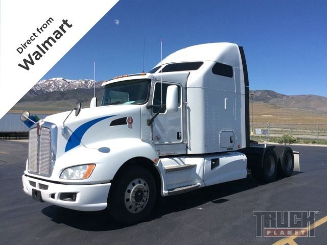 2012 Kenworth T660 T/A Conventional with Sleeper