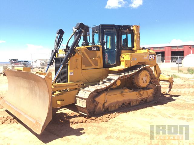 2011 Cat D6T XL Crawler Tractor