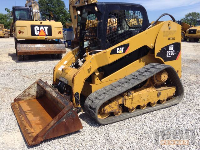 2012 Cat 279C Compact Track Loader