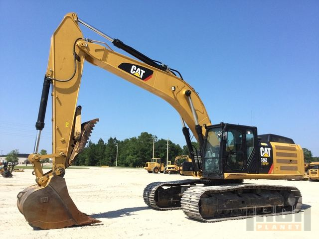 Cat Auction Services Onsite Auction St. Augustine, Florida