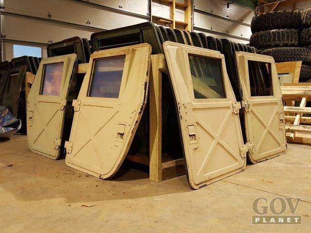 Complete Set of Humvee HMMWV Hard Doors & Surplus Complete Set of Humvee HMMWV Hard Doors in Mount Airy ... pezcame.com