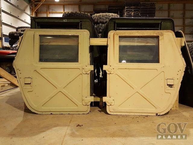 photos u0026 videos & Surplus Complete Set of Humvee HMMWV Hard Doors in Mount Airy ...