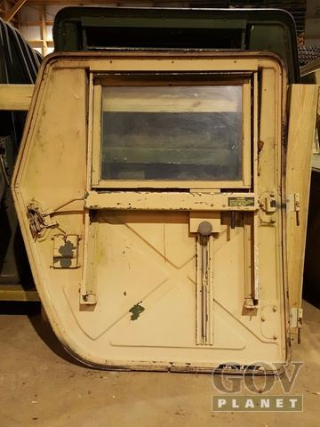 photos \u0026 videos & Surplus Complete Set of Humvee HMMWV Hard Doors in Mount Airy ...