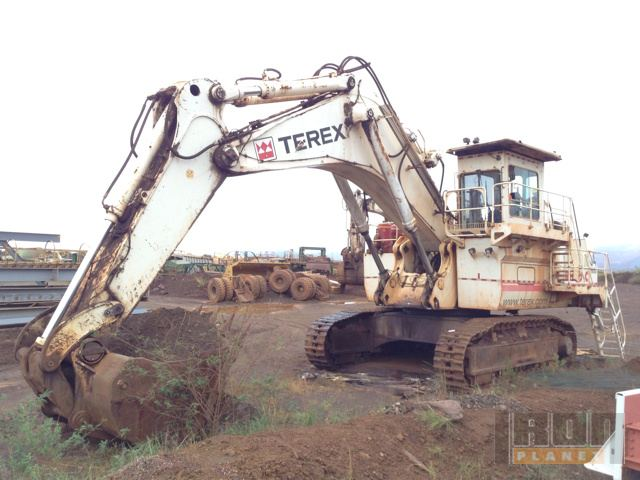 2007 Terex O&K RH90C Track Excavator