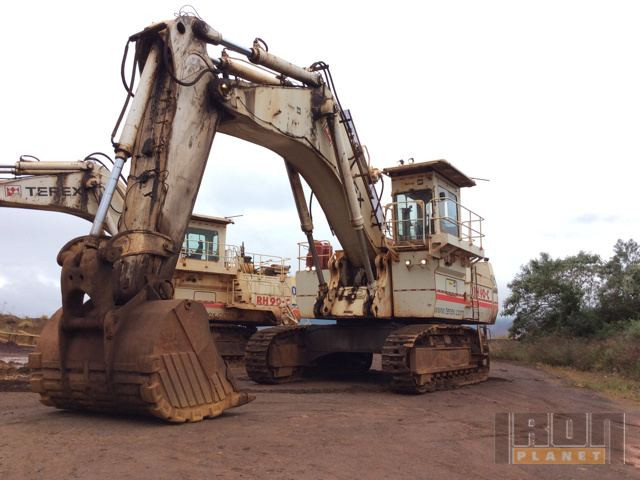 2006 Terex O&K RH90C Track Excavator