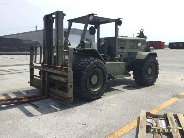 2005 Lift King LKUSN4B Rough Terrain Forklift