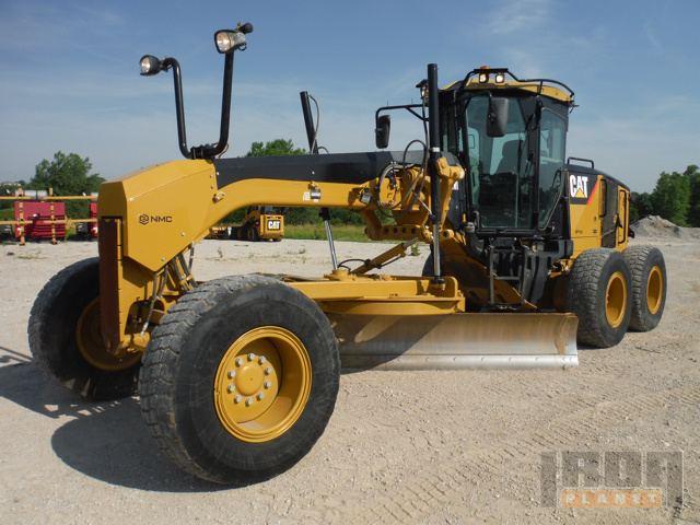 2011 Cat 140M VHP Plus Motor Grader