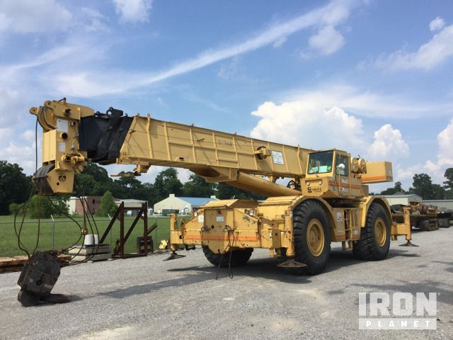 1997 Grove RT9100 Rough Terrain Crane