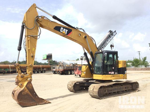 2013 Cat 321DL CR Track Excavator