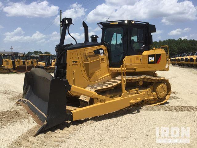 2011 Cat D7E Crawler Tractor