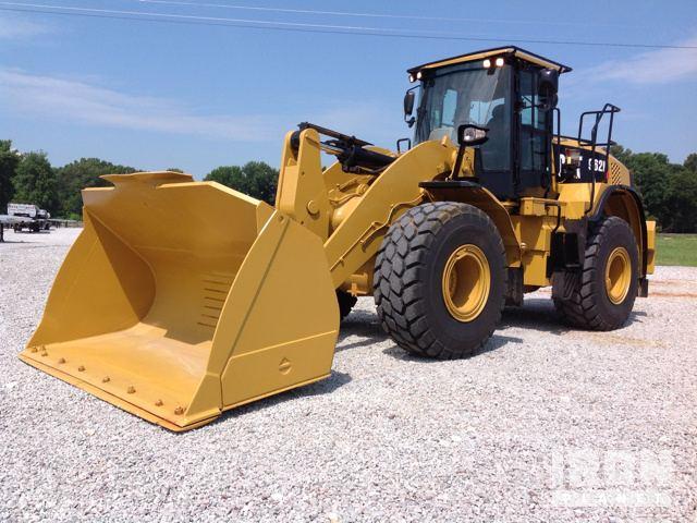 2012 Cat 962K Wheel Loader