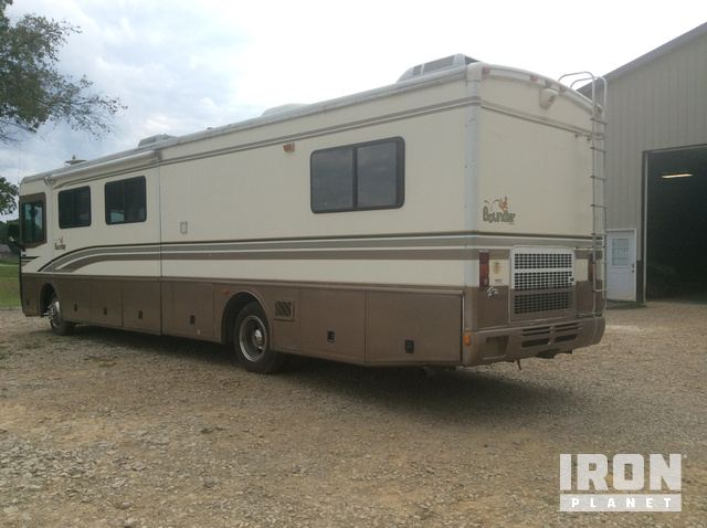 1999 Fleetwood Bounder Motor Home In Nashport Ohio United States Ironplanet Item 752467