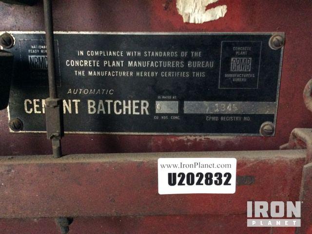 Batcher #1