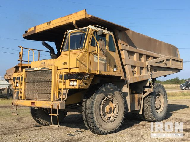 cat 769c off road end dump truck in hilo hawaii united states cat 769c off road end dump truck