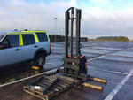 2009 BT Staxio Electric Forklift