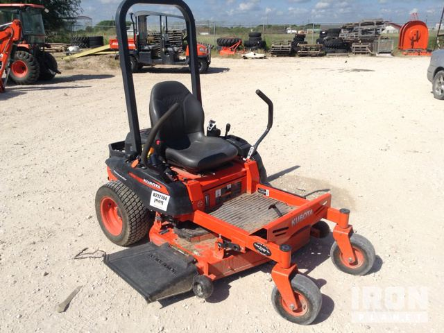 Alice (TX) United States  city pictures gallery : Kubota Z122RKW Mower in Alice, Texas, United States IronPlanet Item ...