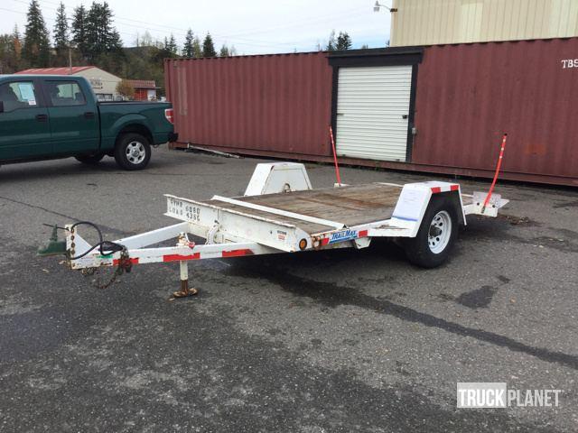 Washington (UT) United States  City pictures : UT S/A Tilt Deck Equipment Trailer in Bellingham, Washington, United ...