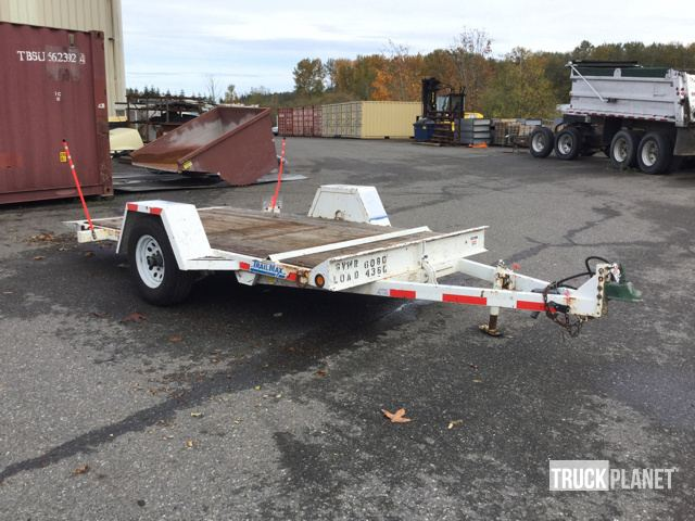 Washington (UT) United States  city pictures gallery : UT S/A Tilt Deck Equipment Trailer in Bellingham, Washington, United ...