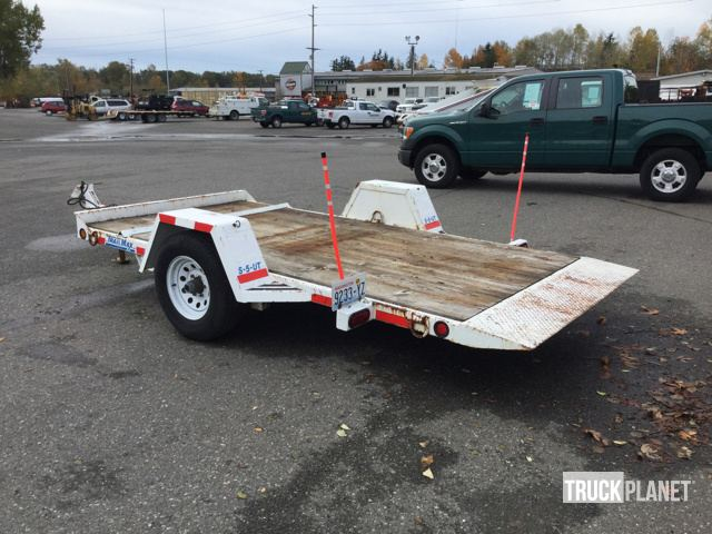 Washington (UT) United States  City pictures : UT S/A Tilt Deck Equipment Trailer in Bellingham, Washington, United ...