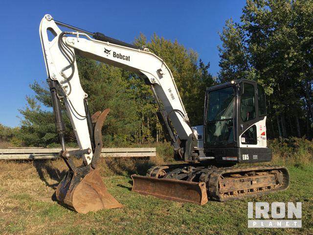 2013 Bobcat Mini Excavator