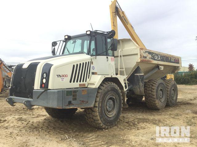2012 Terex Dump Truck