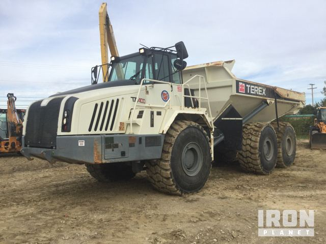 2012 Terex Articulated Dump Truck